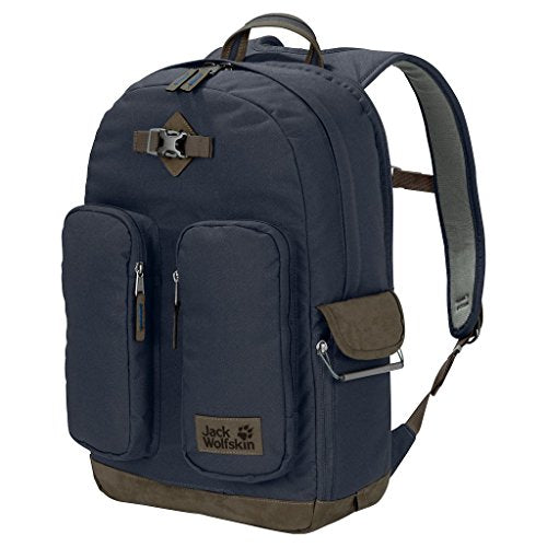 Jack Wolfskin 7 Dials Photo Pack Rucksack, Night Blue