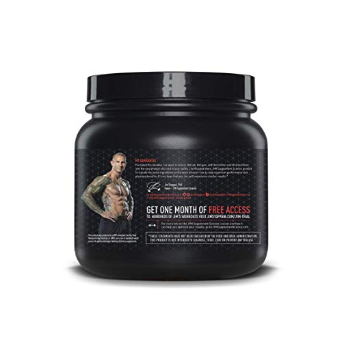 Post Jym Active Matrix - Post-Workout With Bcaa'S, Glutamine, Creatine Hcl, Beta-Alanine, And More | Jym Supplement Science | Lemo