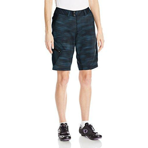 PEARL IZUMI Women's Launch Shorts, Midnight Navy Swell, X-Large