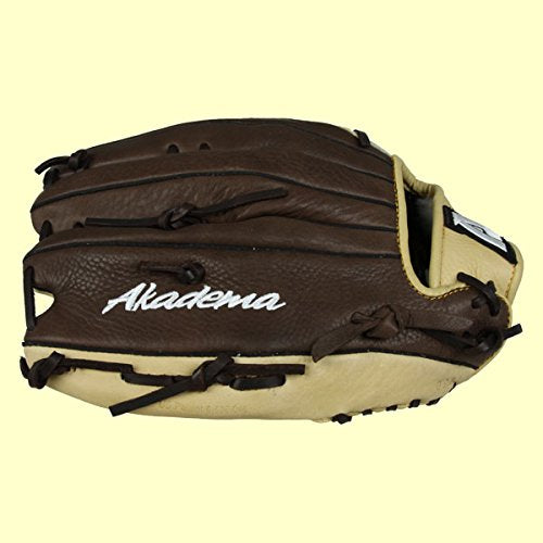 "Akadema APX221-Lt 12.75"" Reptilian Claw Pattern, Modified-Trap Web, Open Back, Deep Pocket, Left Hand Throw (Left Throw)"