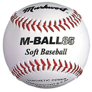 Markwort 8 1/2-Inch Soft & Light Baseball (Dozen)