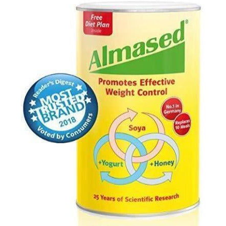 Almased Multi Protein Powder Supports Weight Loss, 17.6 Oz