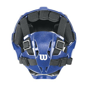Wilson Pro Stock Catcher'S Mask, Royal, Small/Medium