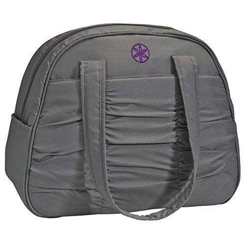 Gaiam Metro Gym Bag, Charcoal
