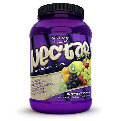 Nectar Naturals, Natural Fruit Punch, 2 Pounds