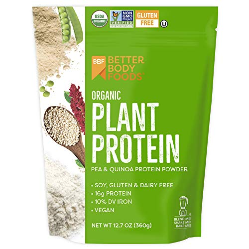 "Livfit Superfood Organic Plant Protein €"" Add Vegan Protein To Any Recipe, Packed Full Of Organic Superfoods, Contains 16G Of Veg"