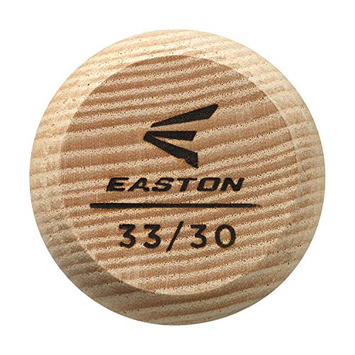 Easton Pro 271 Ash Wood Baseball Bat | 33 Inch | 2019 | Pro Grade Ash | Balanced | Medium Barrel/Handle | Longer Taper | Larger Kn