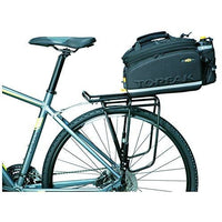 Topeak MTX Trunk Bag DXP Bicycle Trunk Bag with Rigid Molded Panels