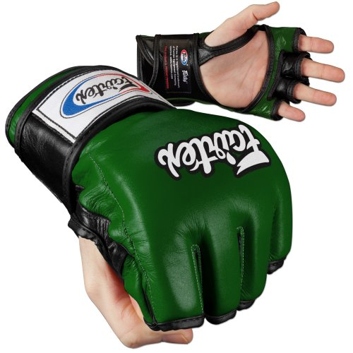 Fairtex Ultimate Combat Open Thumb Grappling MMA Gloves