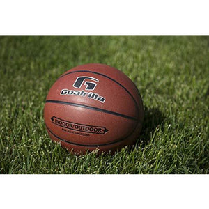 Goalrilla Indoor/Outdoor Men'S Regulation Size Basketball With Composite Cover And Incredible Durability