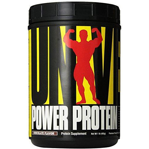 Universal Nutrition Power Protein, Chocolate, 1-Pounds