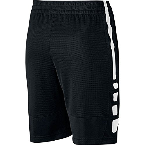 Nike Boy's Dry Basketball Short Black/White Size Small