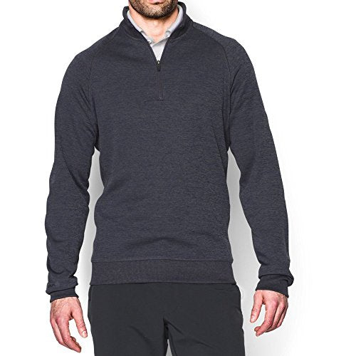 Under Armour Men's Storm SweaterFleece ¼ Zip, Stealth Gray /Stealth Gray, Large