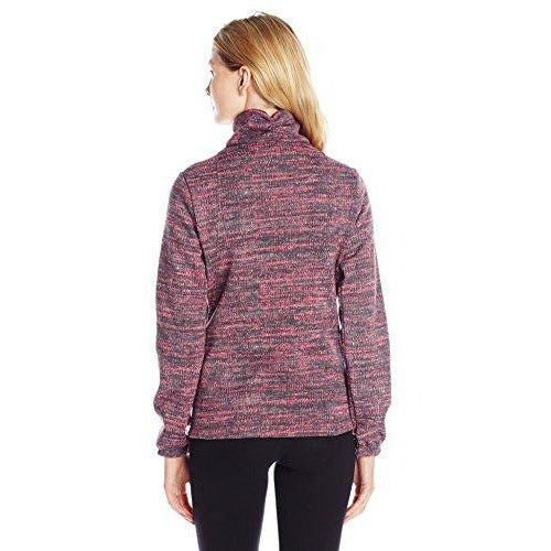 Spyder Women's Tres Chic Sweater, Depth Space Print, Large