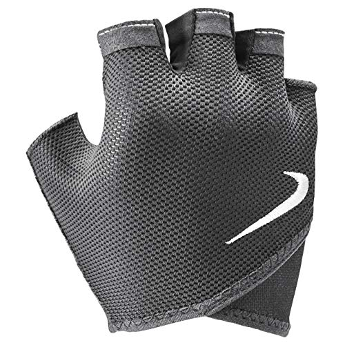 Nike Essential Lightweight Women's Gloves nkNLGD4025 (Small, Ash Grey/White)