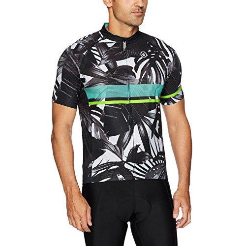 Canari Men's Aero Cycle Jersey, Large, Tropicano