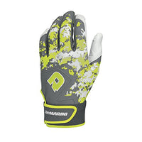 DeMarini Digi Camo II Batting Gloves, Optic, Medium, Pair