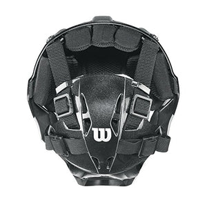 Wilson Pro Stock Catcher's Mask, Black, Small/Medium