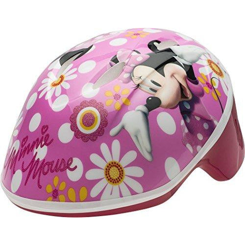 Bell 7059829 Minnie Mouse Pretty In Polka Dots Toddler Helmet