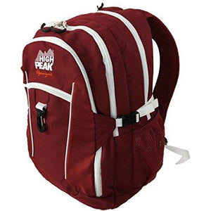 Alpinizmo High Peak Usa Vector 38 Backpack, Red, One Size
