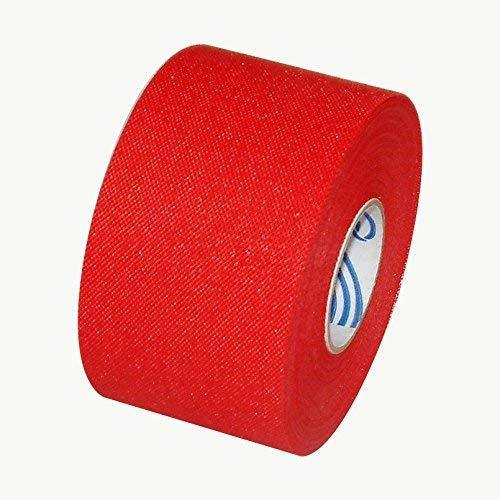 Jaybird And Mais 20C Trainers Economy Non-Elastic Athletic Tape 1-1/2 In. X 15 Yds. (Red)