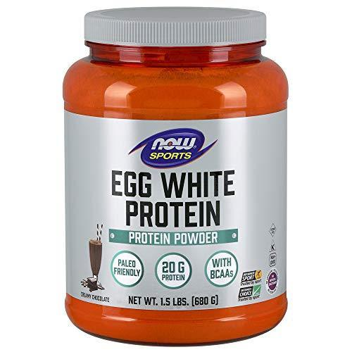 Now Foods Sports Eggwhite Protein Powder - 1.5-Pound