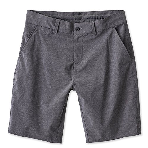 Kavu Dunk Tank Shorts, Charcoal Heather, 32