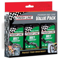 Finish Line Cross Country Wet Lube (Pack Of 3), 4-Ounce