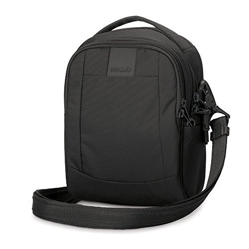 Pacsafe Metrosafe Ls100 3 Liter Anti Theft Shoulder Bag - Fits 7 Inch Tablet