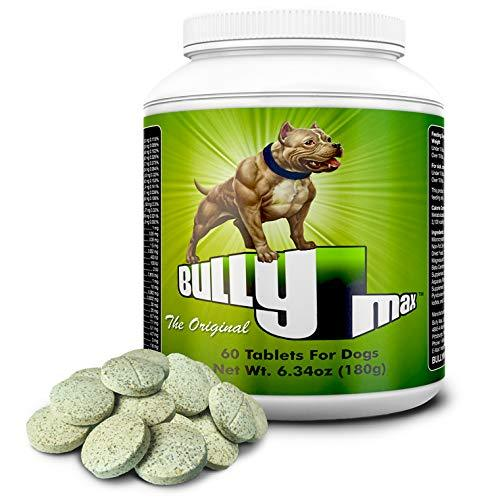 Bully Max The Ultimate Canine Supplement, 60 Tablets