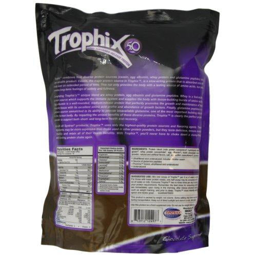 Trophix, Chocolate Supreme, 5 Pounds