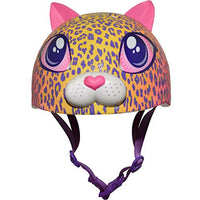 Raskullz Cutie Cat Helmet, 5+ Years, Yellow