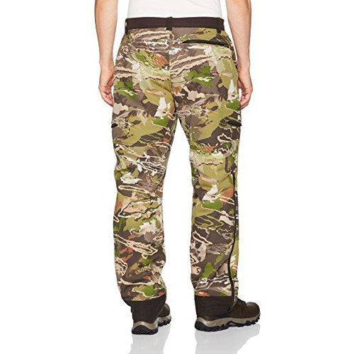 Under Armour Men's Charged Wool Primaloft Pants,Ridge Reaper Camo Fo (943)/Black, XX-Large