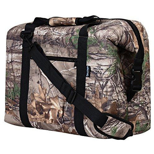 Norchill Soft Coolers 12 Can Soft Cooler, Realtree Xtra