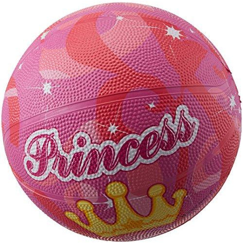 "Rhode Island Novelty Princess Theme Mini Basketball (7"")"