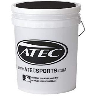 Atec Hi Per X-Act Dimpled Softball/Ball Bucket