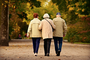 Senior Care: What are the benefits of Sanna Gente?