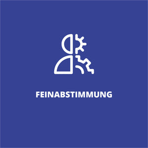 Feinabstimmung - Sales Inspiration Shop