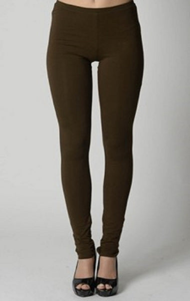#Legging Brown, Pk of 2