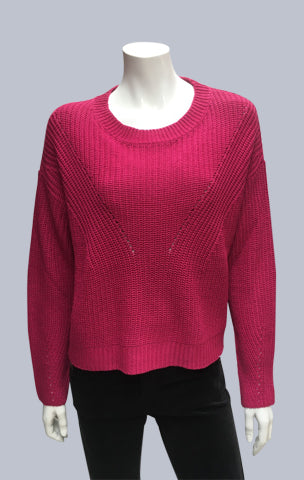 Box Jumper - Magenta