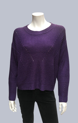 Box Jumper - Purple