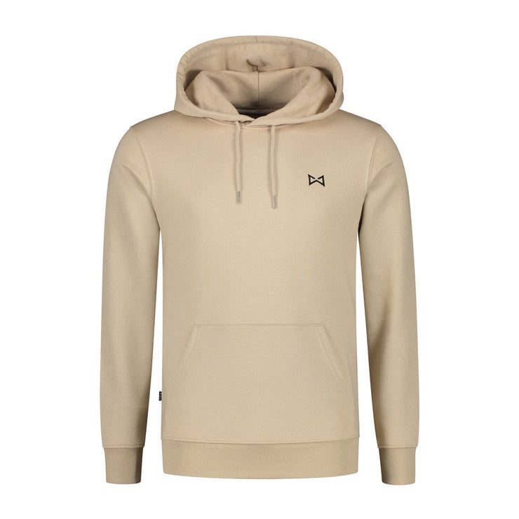 WOLF Classic Hoodie (desert dust) - Wolf Clothing Brand