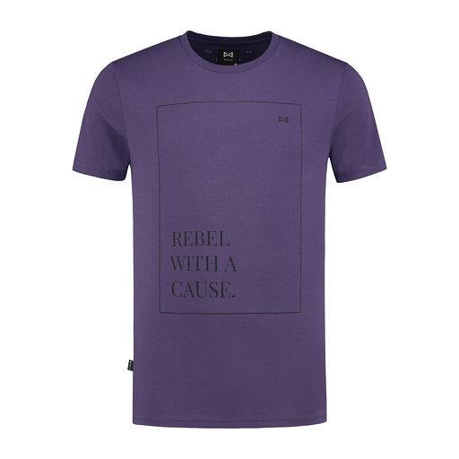 Street Rebel (purple)-Wolf Clothing Brand