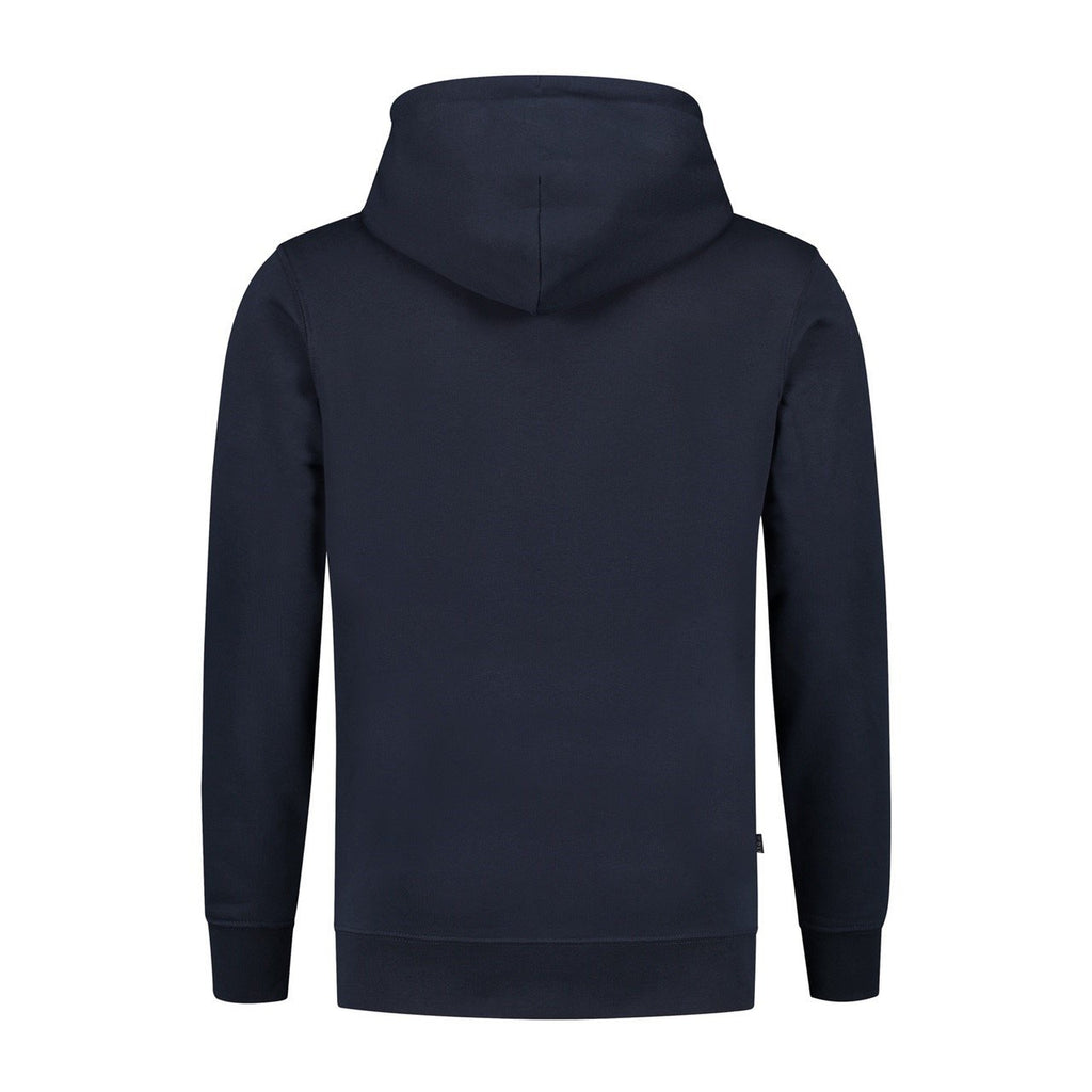 Hoodie classic (navy blue) - Wolf Clothing Brand