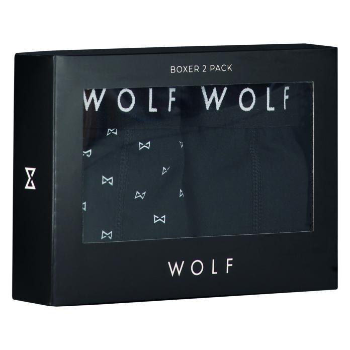 WOLF Boxershort (2-pack) - Wolf Clothing Brand Wolf Clothing Brand Wolf Clothing Brand (official)