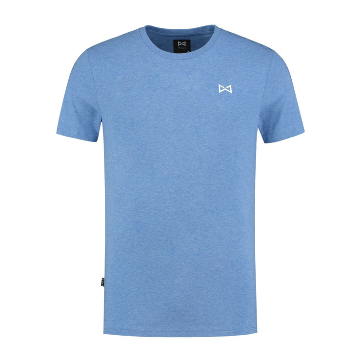 WOLF Classic T-shirt (heather blue) - Wolf Clothing Brand