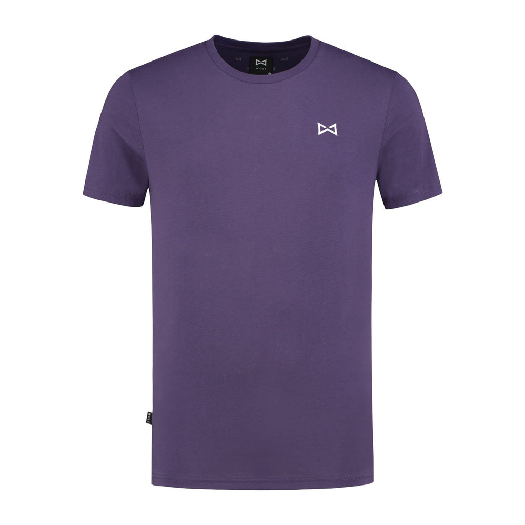 Classic T (purple) - Wolf Clothing Brand