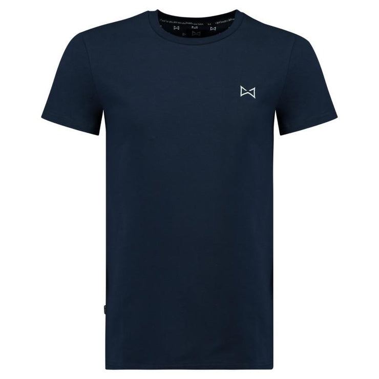 WOLF Classic T-shirt (navy) - Wolf Clothing Brand