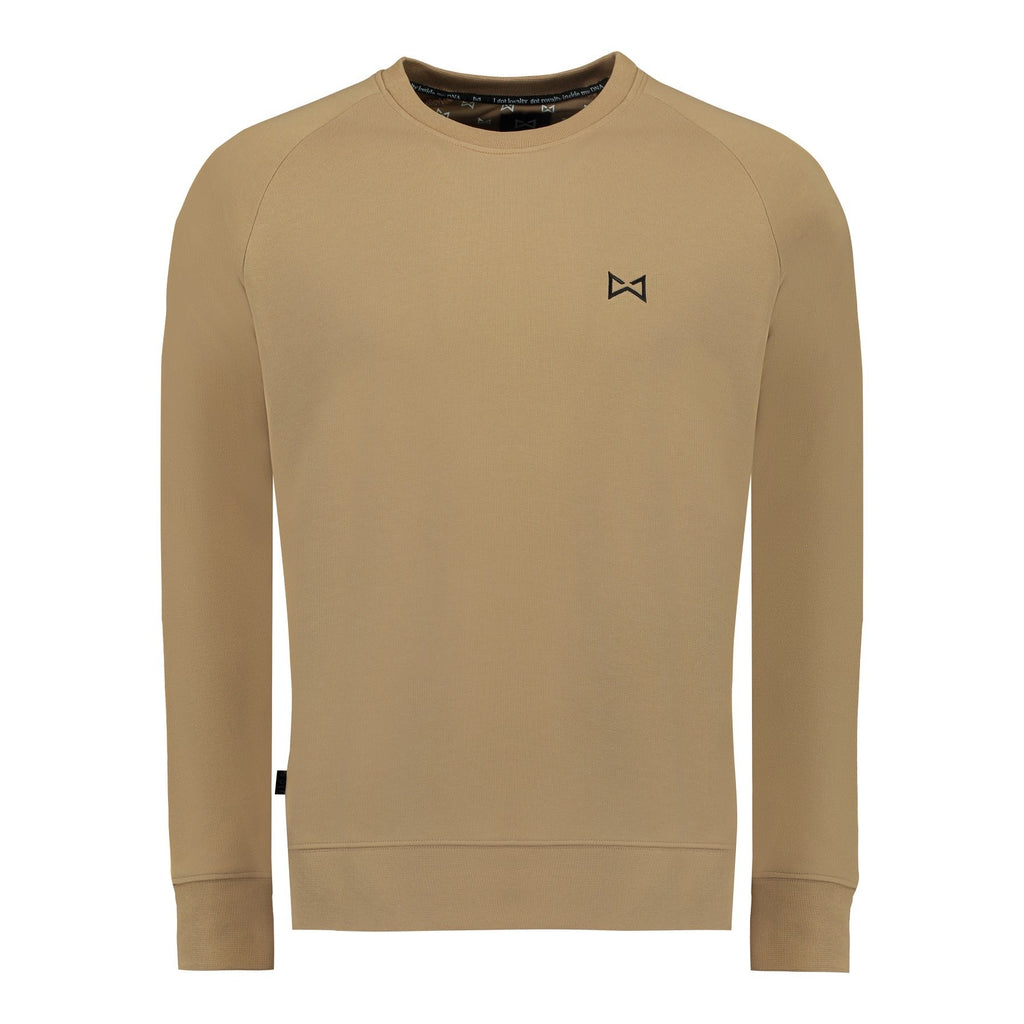 WOLF Classic Sweater (caramel) - Wolf Clothing Brand