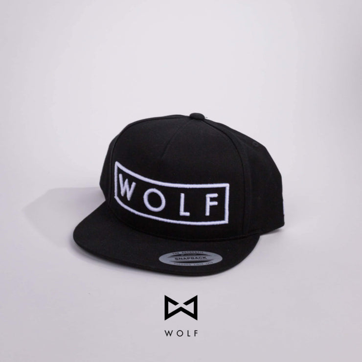 WOLF Snapback Cap - Wolf Clothing Brand